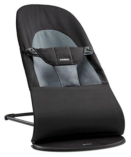 Babybjrn-Transat-Balance-Soft-NoirGris-Fonc-Coton-0