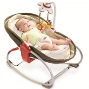 Tiny-Love-Transat-Balancelle-Rocker-Napper-3-en-1-Marron-0-1