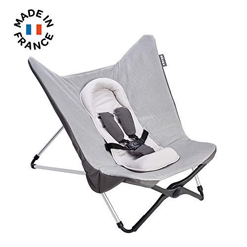 BABA-Transat-Compact-Evolutif-Bb-et-Enfant-Ultra-confort-Robuste-Pliable-Made-in-France-Gris-0